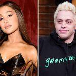 Ariana Grande is klaar met Pete Davidson's grappen
