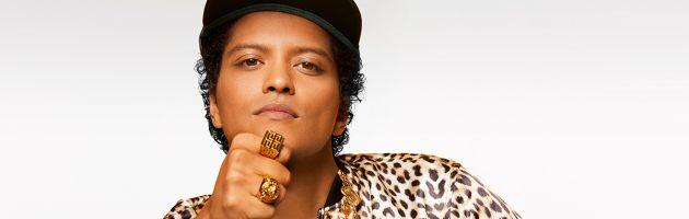 Bruno Mars geeft 24.000 maaltijden weg voor Thanksgiving