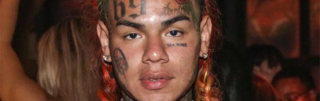 6ix9ine opgepakt, mogelijk levenslange celstraf
