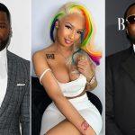 Meek Mill en 50 Cent nemen vriendin 6ix9ine in de zeik