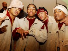 B2K kondigt reunie 'The Millennium Tour' aan