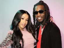 Cardi B en Offset 'are working things out'