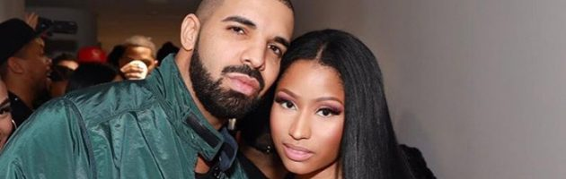 Drake en Nicki Minaj volgen elkaar niet meer?!