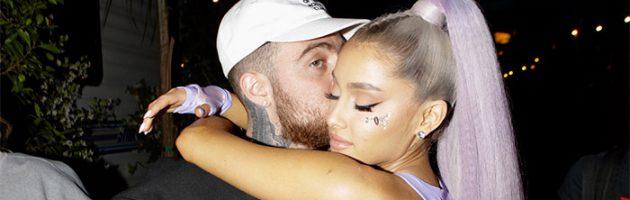 Ariana Grande zet track over Mac Miller op album