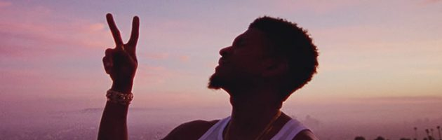 VIDEO: Usher doet 'Peace Sign' met Zaytoven
