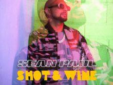 Sean Paul dropt 'Shot & Wine' met Stefflon Don