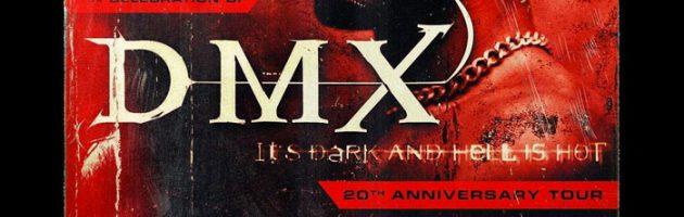 DMX kondigt nieuwe tour aan