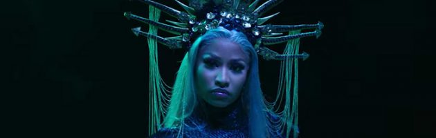 Nicki Minaj dropt video 'Hard White'