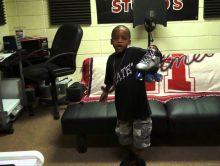 12-jarig rap-talent gearresteerd in winkelcentrum