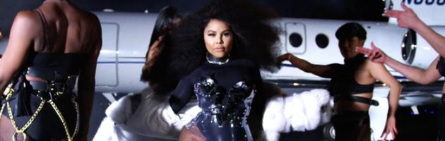 Lil Kim brengt video 'Go Awff' van album '9'