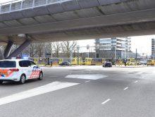 Schietpartij in tram in Utrecht, daders voortvluchtig