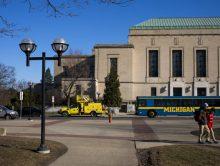 University of Michigan ontruimd na 'schietgeluiden', veel politie aanwezig