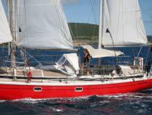 LifeSail sloopt boot zeilmeisje Laura Dekker