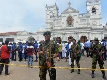 Meerdere aanslagen bij hotels en kerken in Sri Lanka