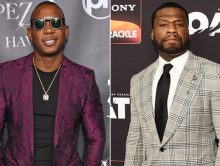 Ja Rule noemt 50 Cent 'cancer to the culture'