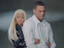 Nicki Minaj en Chris Brown samen op tour