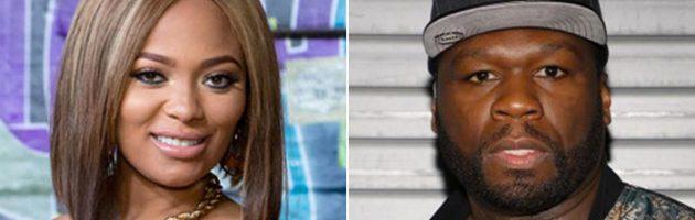 Teairra Mari maakt disstrack voor 50 Cent: 'Je krijgt niks'