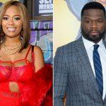 Teairra Mari opgepakt, 50 Cent reageert