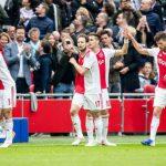 Ajax wint met Eredivisie-kampioenschap dubbel
