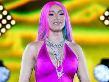 Cardi B cancelde concert door borstvergroting