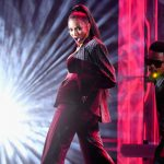 Ciara doet 'Thinkin Bout You' bij Jimmy Kimmel Live