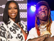 Kash Doll brengt 'Kitten' met Lil Wayne