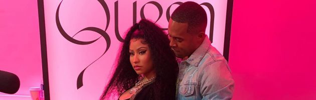 Nicki Minaj 'Queen Radio' zet record neer voor Apple Music