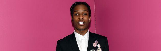 A$AP Rocky vrij en terug naar Amerika