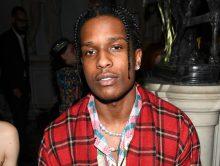 A$AP Rocky weer op het podium