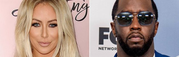 Aubrey O'Day jaloers op Diddy's comeback 'Making The Band'