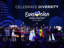 Eurovisie Songfestival 2020 in Rotterdam Ahoy