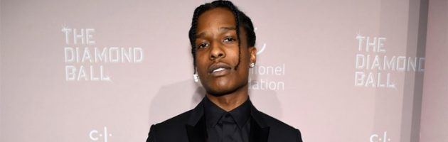 Zweden niet in hoger beroep tegen A$AP Rocky