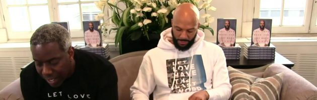 Common terug met 12e studioalbum 'Let Love'