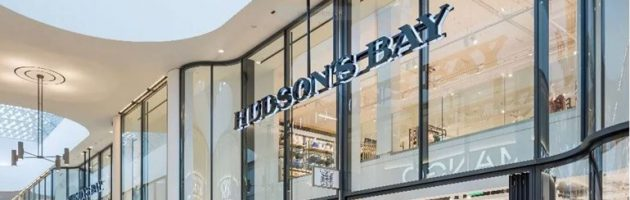 Hudson's Bay stopt in Nederland
