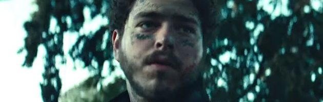 Post Malone dropt video voor 'Circles'