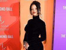 Rihanna's crew gelooft geruchten zwangerschap