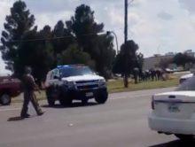 Vijf mensen doodgeschoten in Texas