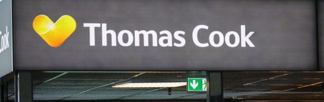 Thomas Cook en Neckermann Reizen failliet, vluchten geschrapt