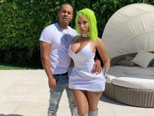 Nicki Minaj getrouwd met Kenneth Petty