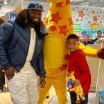 50 Cent huurt Toys R Us af voor zoontje