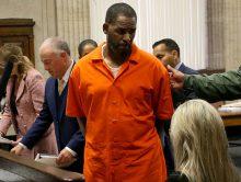 R. Kelly pleit onschuld bij de rechter