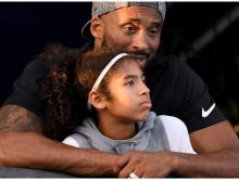 Kobe Bryant's dochter ook omgekomen bij helicrash