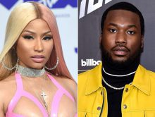 Felle ruzie Meek Mill en Nicki Minaj in Hollywood