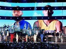 Artiesten eren Nipsey Hussle met Tribute tijdens Grammy's