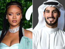 Rihanna en steenrijke businessman uit elkaar