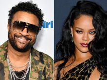 Shaggy wilde niet met Rihanna samenwerken
