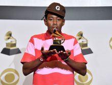 Tyler, The Creator pakt Grammy voor 'Best Rap Album'