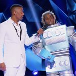 Lil Wayne als robot in The Masked Singer