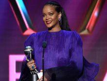 Rihanna is KLAAR met haar fans