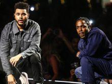 The Weeknd en Kendrick Lamar aangeklaagd om 'Pray For Me'